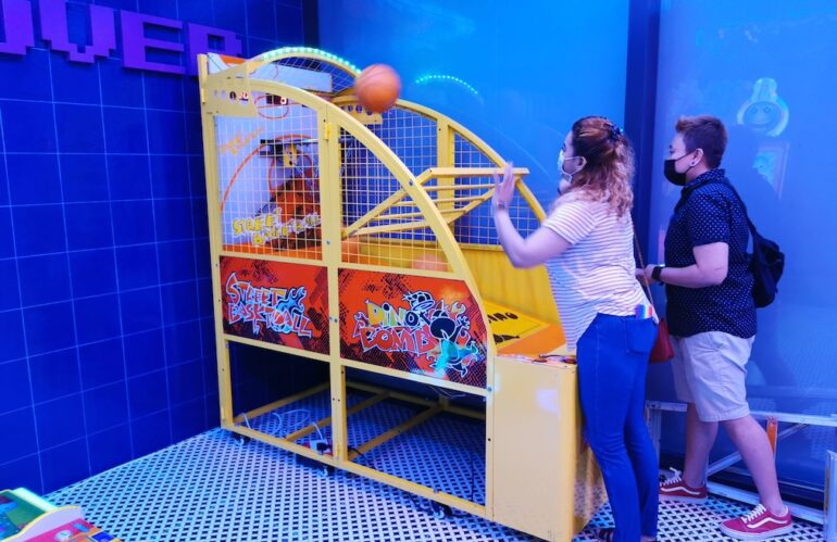 Looking for Arcade Game Machines Rental in Singapore?