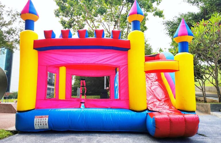 Cheapest Bouncy Castle Rental in Singapore