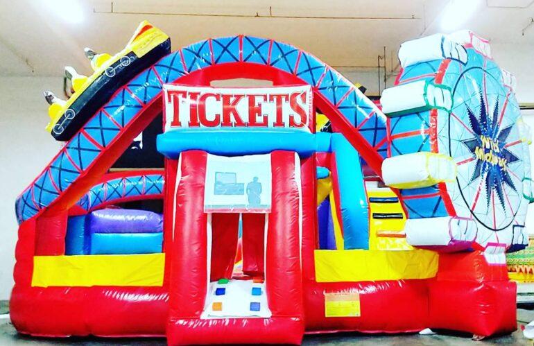 New Bouncy Castle Rental Promo 2021